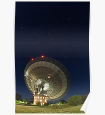 CSIRO Parkes Observatory • New South Wales • Australia Poster