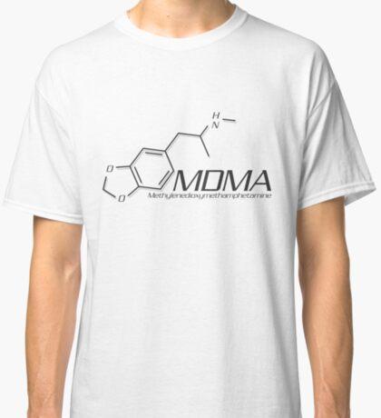 MDMA Molecule Classic T-Shirt