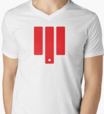 Dhalsim Men's V-Neck T-Shirt