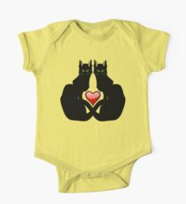 LOVE CATS One Piece - Short Sleeve