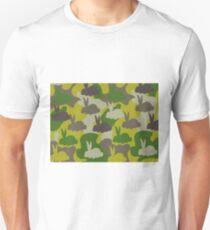 Bunnyflage Unisex T-Shirt