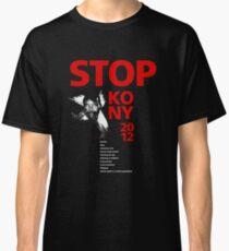 STOP KONY 2012 Classic T-Shirt
