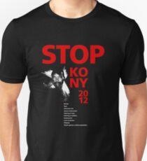 STOP KONY 2012 Unisex T-Shirt