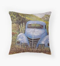 Greetings from West Virginia USA Throw Pillow