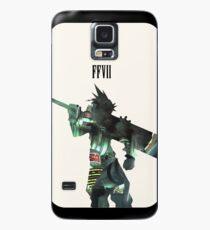 Final fantasy Cloud Strife iPhone Cover Case/Skin for Samsung Galaxy