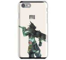 Final fantasy Cloud Strife iPhone Cover iPhone Case/Skin