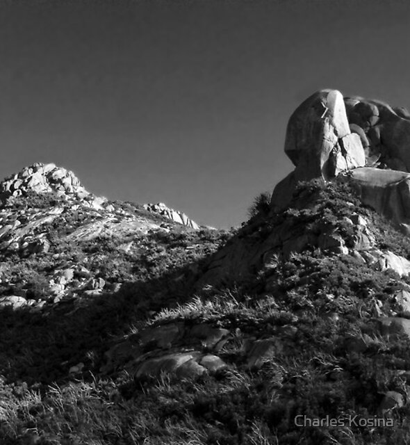 Mt Buffalo 6 by Charles Kosina