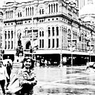 The down town Sydney...Got Featured Work by Kornrawiee