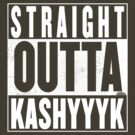 Straight Outta Kashyyyk by Harry James Grout