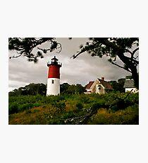 Nauset Light, Eastham, MA Photographic Print