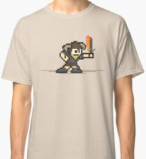 8 Bit Dragonborn Classic T-Shirt