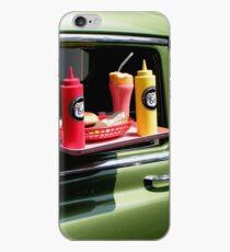 Sun tanned 1950s milkshake iPhone Case
