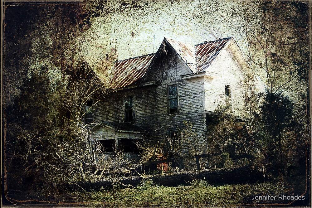 An Art of Decay by Jennifer Rhoades