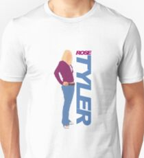 TYLER. Rose TYLER T-Shirt