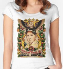 Old Timers - Bert Grimm Women's Fitted Scoop T-Shirt