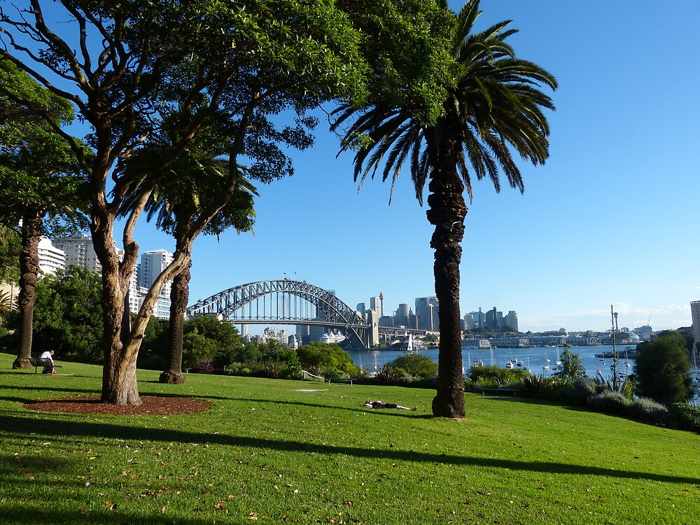 Lavender Bay, Sydney by PhotosByG