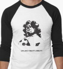 Hugo - EIN ZWEI DREI!!! ENDE! Men's Baseball ¾ T-Shirt