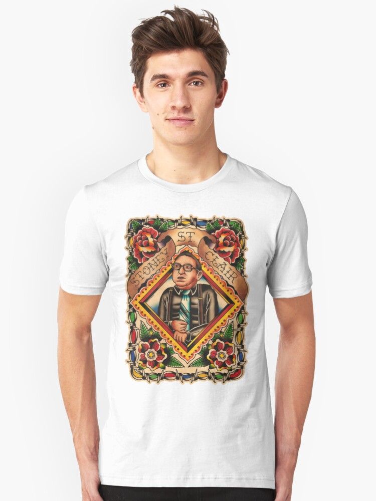 Old Timers - Stoney St. Clair Unisex T-Shirt Front