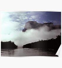 Canaima National Park Venezuela Poster
