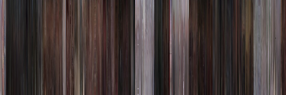 Moviebarcode: My Fair Lady (1964) by moviebarcode