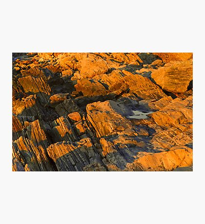 Weathered Shoals  Photographic Print