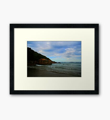 Wilsons Prom - Norman Bay #1 Framed Print