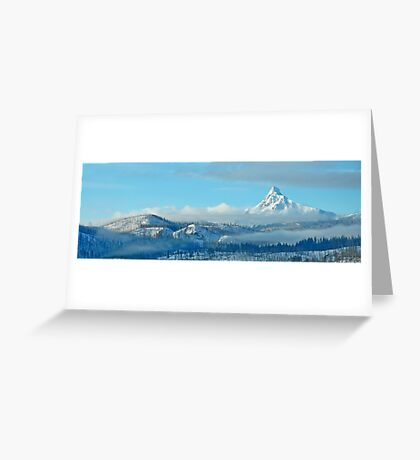 Mt. Washington Panoramic Greeting Card