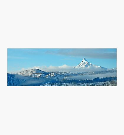 Mt. Washington Panoramic Photographic Print