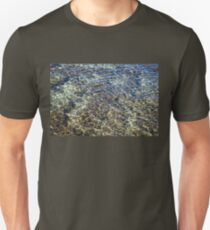Whimsical Water Works - Crystal Clear Earthtones - Take Two T-Shirt