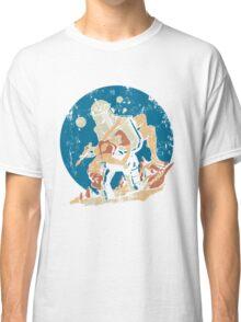 Damsel in Distress Classic T-Shirt