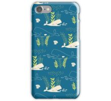 Very Hungry Whale iPhone Case/Skin
