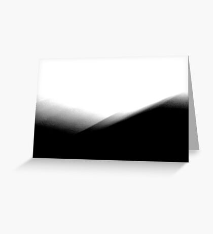 Shadows over the Lake Greeting Card