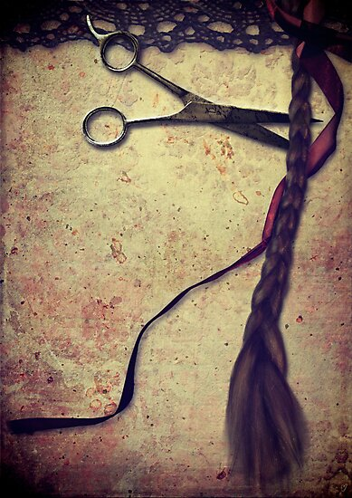 Cut Me by Sybille Sterk