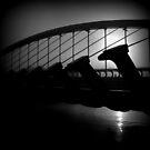 Dark bridge by emenica