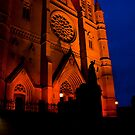 Night Cathedral by miroslava