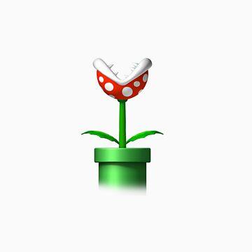 Super Mario Piranha Plant by tombowombo