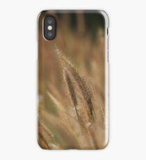 I love Grass. iPhone Case/Skin