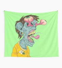Bleh! Wall Tapestry