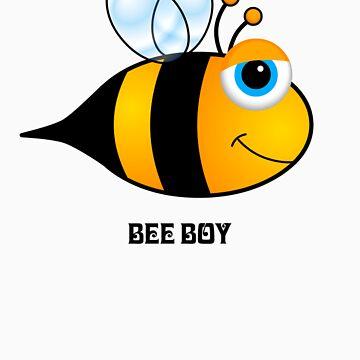 Bee Boy 2 by M4H4RG