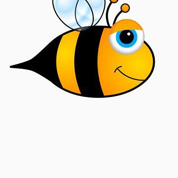 Bee Boy 1 by M4H4RG
