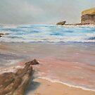 «Playa de Porth» de Alexandra Lavizzari