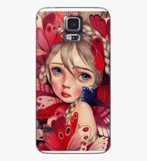 Butterfly Sanctuary  Case/Skin for Samsung Galaxy