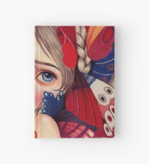 Butterfly Sanctuary  Hardcover Journal