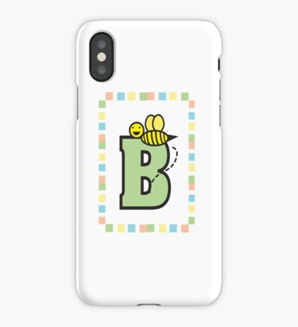 B is For iPhone Case/Skin