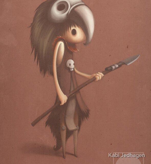 Hunter by Kabi Jedhagen