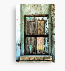Door To The UnKnown Canvas Print