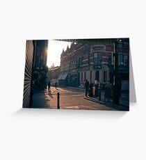 borough market.v2 Greeting Card