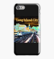 Long Island City iPhone Case/Skin