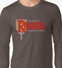 THE LEGEND OF RAMONA Long Sleeve T-Shirt