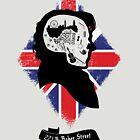 Sherlock's Mind (Teefury Version) by Malcassairo